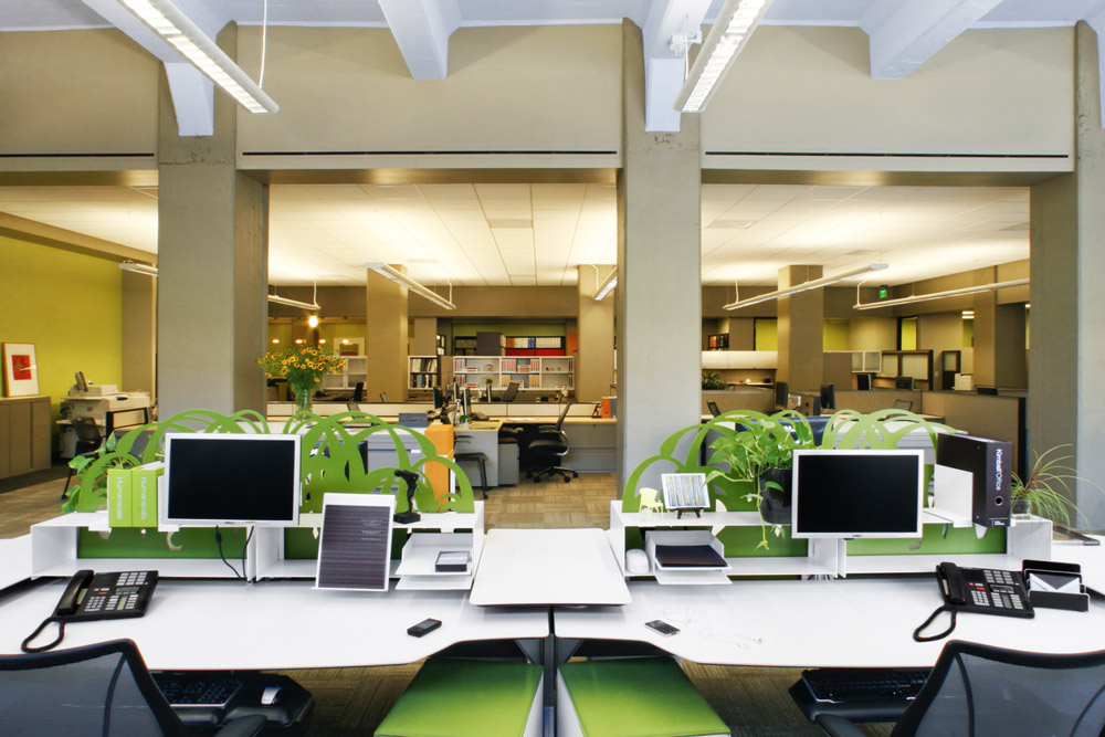 Resource and Design Company Office Yerba Buena Builders